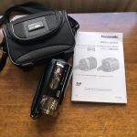 Βιντεοκάμερα-Φωτογραφική μηχανή  Panasonic SDR-S70