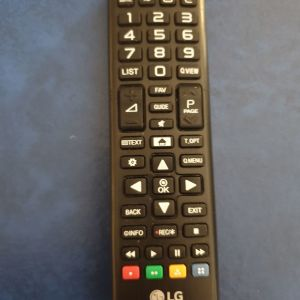 Τηλεχειριστήριο LG (Original) AKB74475490