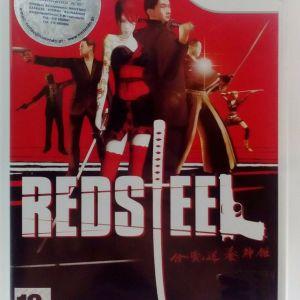 RED STEEL NINTENDO Wii EUROPEAN PAL