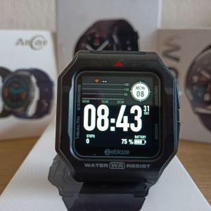Smartwatch Zeblaze καινούργιο ρετρό 3ΑΤΜ με δυνατότητα custom dials (βίντεο στην περιγραφή)