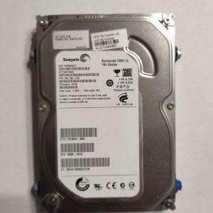 Σκληροί Δίσκοι Seagate 160GB HDD 3,5 SATA HARD DRIVE
