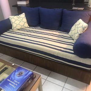 Καναπές 3θέσιος χειροποίητος