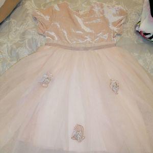 φόρεμα παιδικό Monnalisa