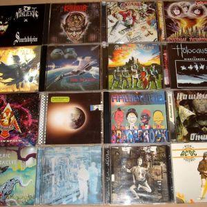 Rock Metal CD