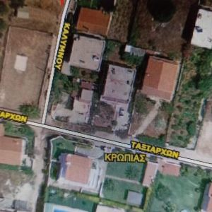 Πωλείται αγροτεμάχιο  περιοχή Αγίου Δημητρίου Κρωπίας θέση Ξελαφτάκι κοντά στο Λαγονήσι