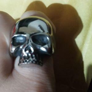 Stainless steel  ανδρικο δαχτυλιδι