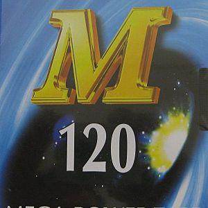 MAXELL VHS E-120