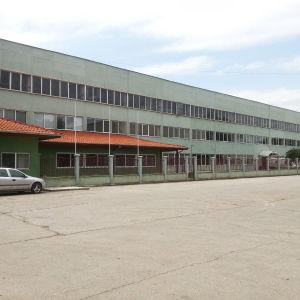 Βιομηχανικό Κτίριο 7700 τμ Blagoevgrad Βουλγαρίας