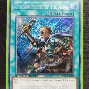 Reinforcement of the Army Secret Rare