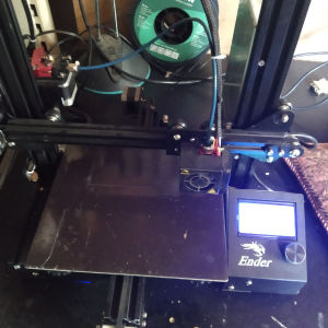 Creality 3d printer Enter 3 pro