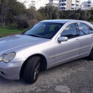 Mercedes C200 ΑΥΤΟΜΑΤΟ