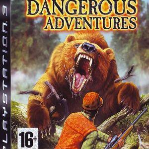 CABELAS DANGEROUS ADVENTURES - PS3