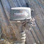 Tohatsu εξωμελβια μηχανή 8 χωρίς χαρτια