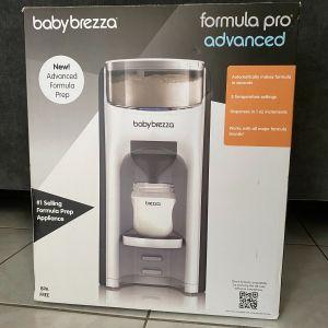 Baby Brezza formula pro advanced Αυτόματος παρασκευαστής βρεφικού γάλατος