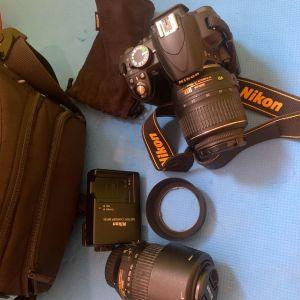 Nikon 3100d