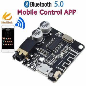 Μονάδα δέκτη ήχου Bluetooth 5.0 Εξωτερική κάρτα ήχου USB