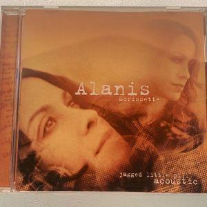 Alanis Morissette - Jagged little pill acoustic cd album