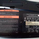 Microsoft Set Keyboard & mouse ασύρματο modell 1027 Gr Black