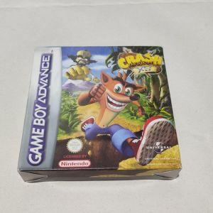 Crash Bandicoot XS for GBA