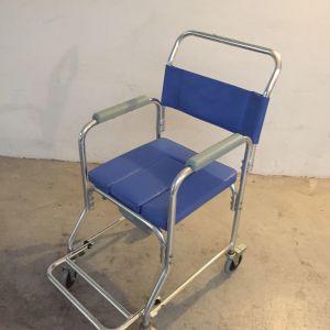 Αναπηρικό αμαξίδιο/τουαλέτας-μπάνιου