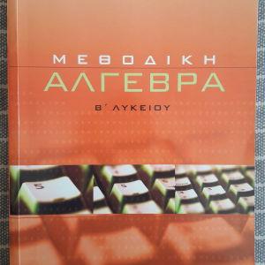 Βοήθημα Μεθοδική Άλγεβρα Β Λυκείου