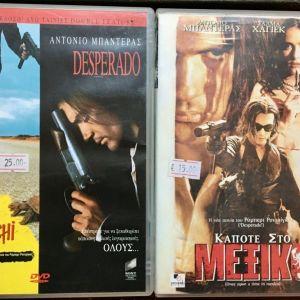 2 Original Dvd - El Mariachi/Desperado/Once Upon A Time In Mexico