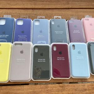 Silicone Case για όλα τα iPhone