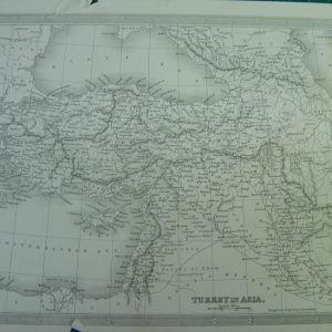 1840 Αυθεντικός χάρτης