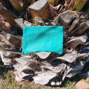 Τσάντα φάκελος με φερμουάρ