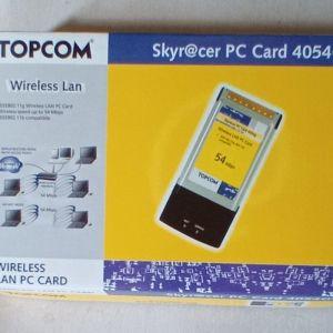 TOPCON WIFI PCMCIA CARD