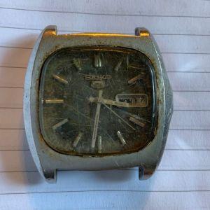 "Seiko 5 7019-5000 ""Monaco"" Mechanical Automatic 21 Jewels Πολύ σπανιο ανδρικό ρολόι"