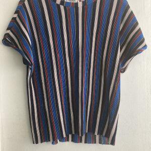 See Through T-shirt/ κοντομάνικο μπλουζάκι με ρίγες