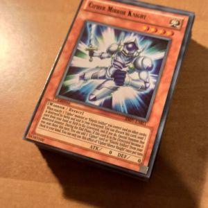 Κάρτες Yugioh πακετάκι των 70