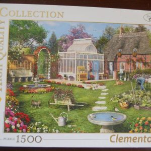 Παζλ Clementoni - 1500 κομμάτια