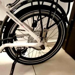 Ηλεκτρικό ποδήλατο ecobike urban σπαστό. (χρειάζεται καινούρια μπαταρία)