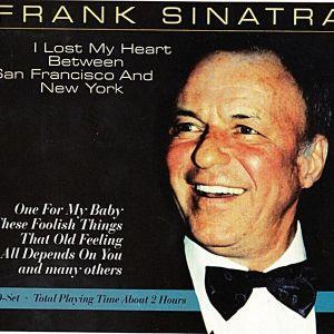 "FRANK SINATRA ""I LOST MY HEART BETWEEN SAN FRANCISCO"" - 3 CD SET"