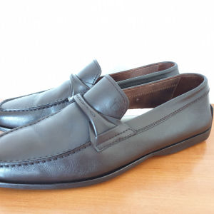TOD'S Made in Italy Δερματινα Ανδρικα Παπουτισα size 40 Tods Tod s