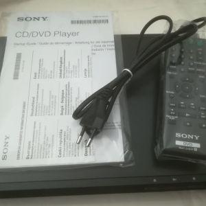 DVD PLAYER ΤΗΣ  SOΝΥ ΜΟΝΤΕΛΟ  DVD SR-370