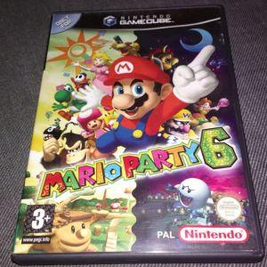 Mario Party 6 (Gamecube)