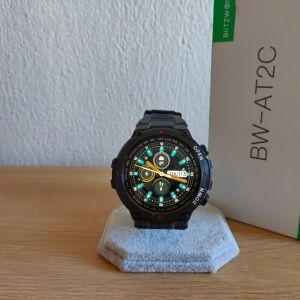 Smartwatch BlitzWolf καινούργιo με δυνατότητα συνομιλίας, custom watchfaces(βίντεο στην περιγραφή)