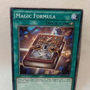 MAGIC FORMULA - YuGiOh