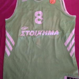 εμφάνιση Παναθηναϊκός μπάσκετ Batiste Adidas large