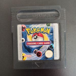 Gameboy Pokemon Trading Card Game.