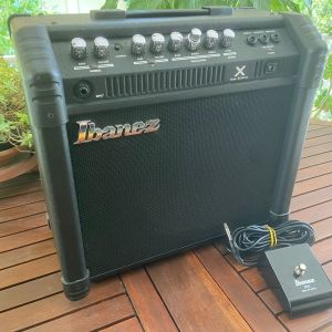 Ενισχυτής ηλεκτρικής κιθάρας 30W Ibanez Tone Blaster TBX30R