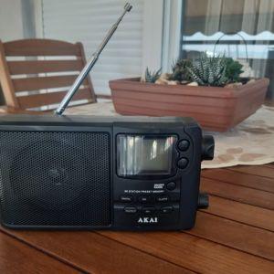 AKAI Ραδιόφωνο