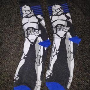 Ζευγαρι Καλτσες Star Wars Soldiers