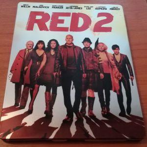 Red 2 Steelbook Blu-ray