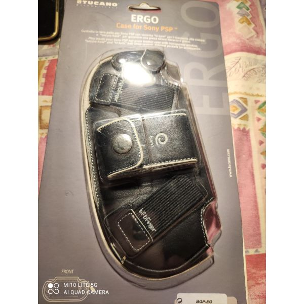 5 evro thiki Sony PSP olokenourgia sti siskevasia tis.