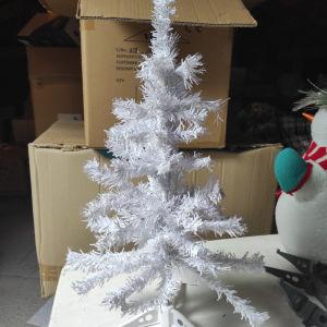 Μικρό Χριστουγεννιάτικο δέντρο Λευκό