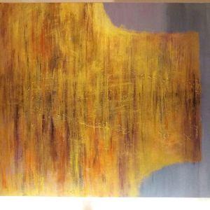 Πίνακας χειροποιητος ζωγραφική σε μουσαμά